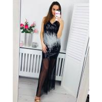 Dámske spoločenské šaty Venar
