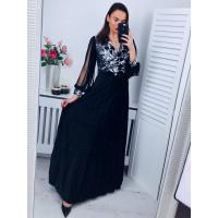 Dámske spoločenské šaty Perlia