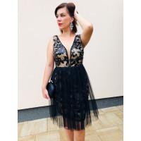 Dámske spoločenské šaty Amber