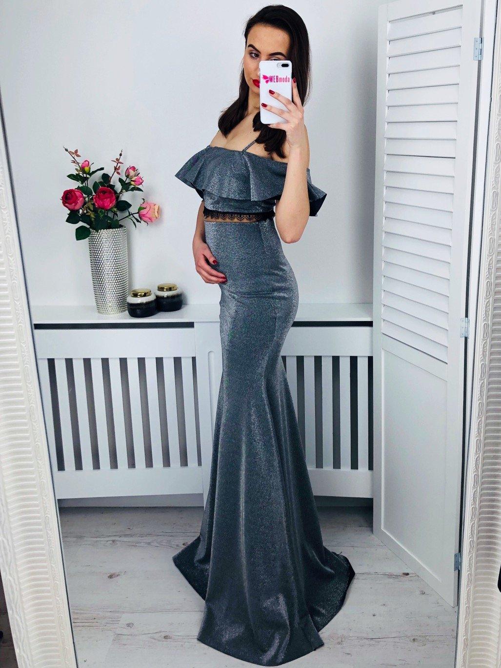 Dámske dlhé spoločenské šaty Morena  3e655770820